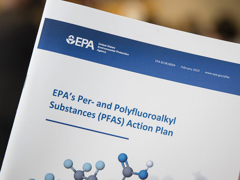 EPA Publishes Finalized PFAS Significant New Use Rule
