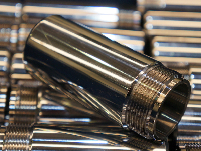 Hard Chrome vs. Electroless Nickel: The Differences Explained