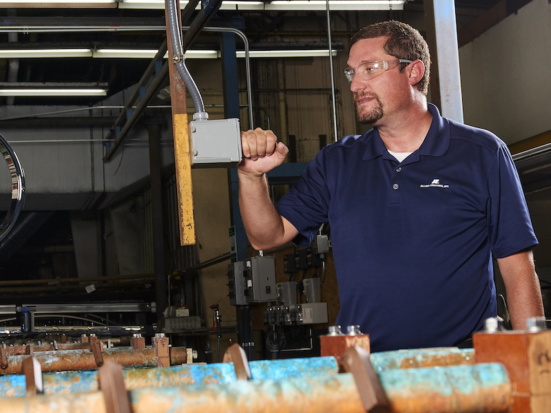 Allied Finishing's New Owners Are Hands-On