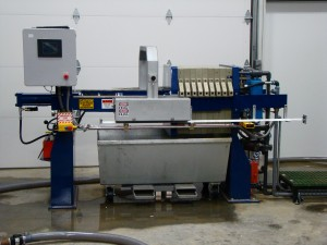Plate and frame press 300x225
