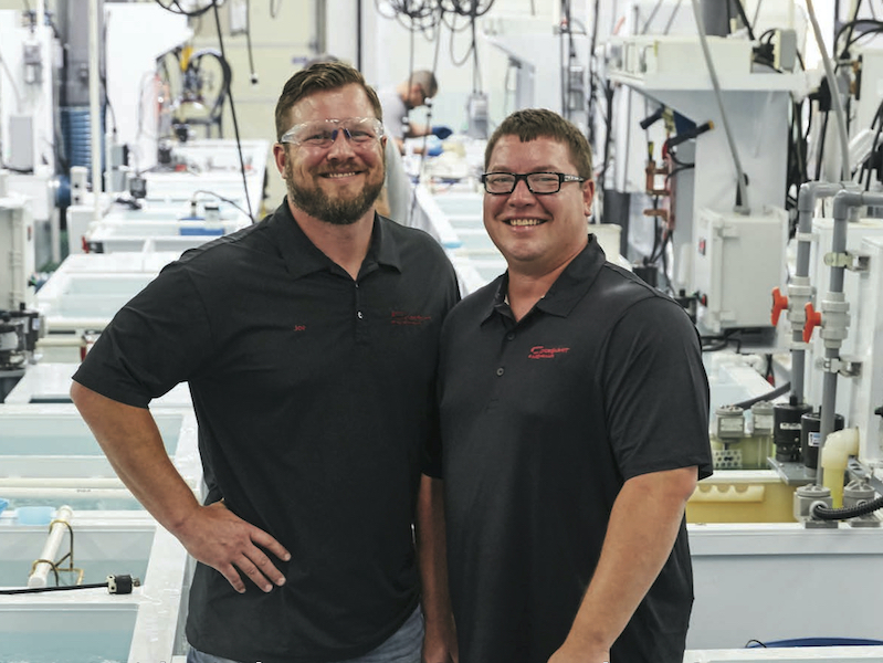 Vision helps Foresight Finishing Grow Business
