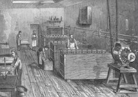 Lithograph of the Elkington Plating Room5