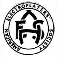 AES Logo; 1913 – 1985
